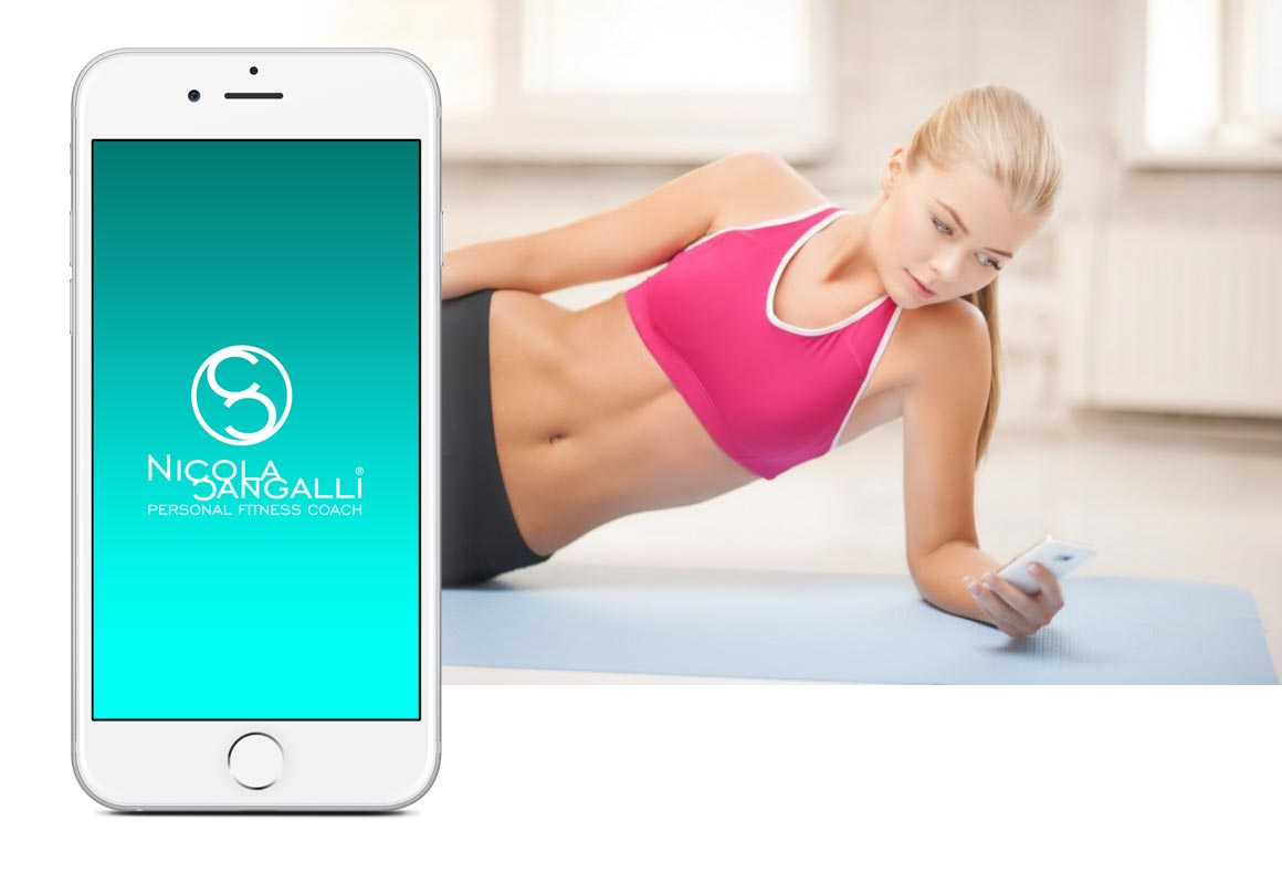 App Ecoachylab | Nicola Sangalli Personal Trainer | Personal Fitness Coach